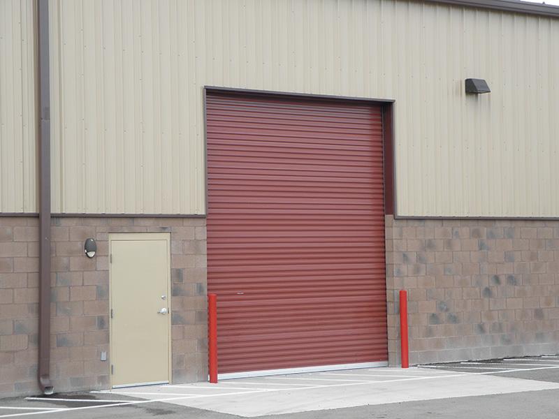 Sheet door model 770ss for 12 x 14 garage door
