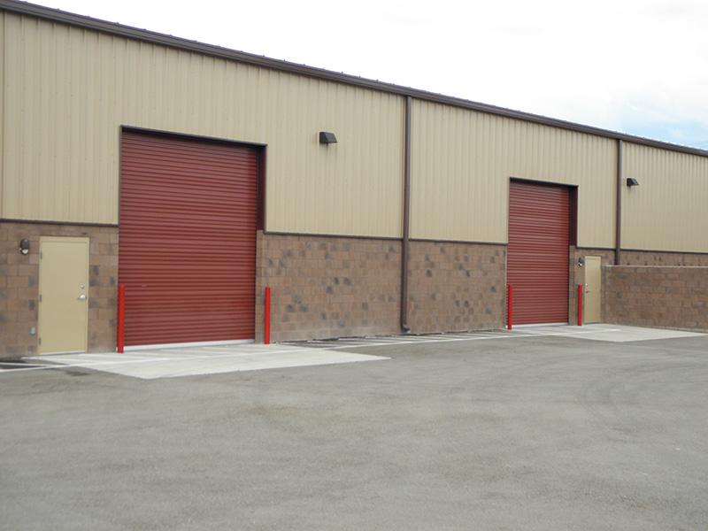Commercial photos c d garage door tucson 520 888 1923 for 12 x 14 garage door