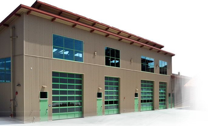 Commercial photos c d garage door tucson 520 888 1923 for Labor cost to build a garage